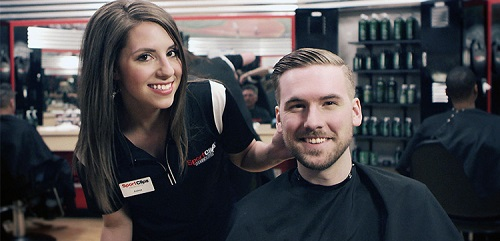 Sport Clips Haircuts of 4th South ​ stylist hair cut